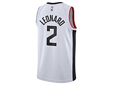 Los Angeles Clippers Men's Kawhi Leonard City Edition Swingman Jersey