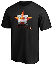 Houston Astros Men's Midnight Mascot T-Shirt