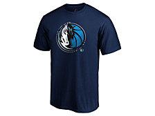 Majestic Dallas Mavericks Men's Slash And Dash T-Shirt