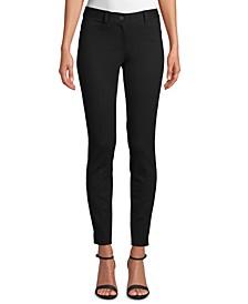 Slim-Leg Dress Pants