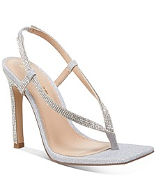 Winnie Harlow x Bashment Toe-Thong Sandals