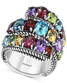 EFFY® Multi-Gemstone Ring (8-1/4 ct. t.w.) in Sterling Silver