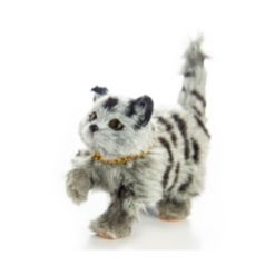 The Queen's Treasures Truly Adorable Realistic Kitty Cat Doll with Pet Accessory
