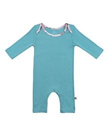 Baby Girls Butterfly Long Sleeve Bodysuit
