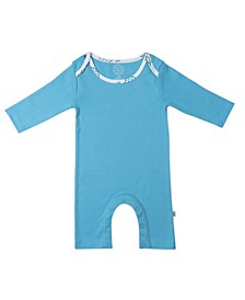 Baby Boys and Girls Bubbly Whale Long Sleeve Bodysuit