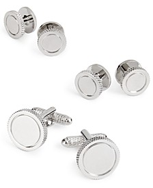 Men's Studs & Cuff Links Set
