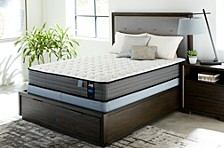 "Posturepedic Chase Pointe LTD II 11"" Cushion Firm Mattress Set- Queen Split"