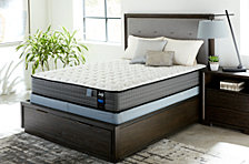 "Sealy Posturepedic Chase Pointe LTD II 11"" Cushion Firm Mattress Set- Twin"