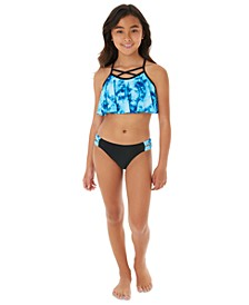 Big Girls 2-Pc. Big Flounce Bikini