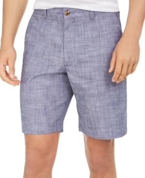 """Men's 9"""" Stretch Chambray Shorts"""