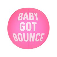 Sunny Life Inflatable Baby Got Bounce Beach Ball