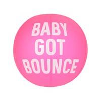 Deals on Sunny Life Inflatable Baby Got Bounce Beach Ball