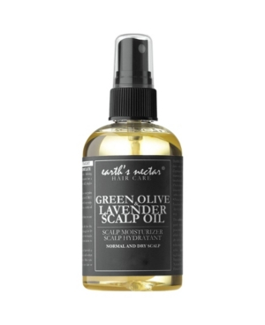 Green Olive and Lavender Scalp Oil