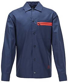 BOSS Men's Nic_P Shirt