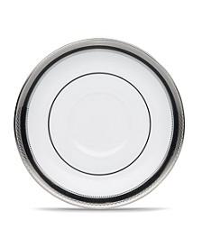 Dinnerware, Austin Platinum After Dinner Saucer