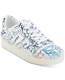 Emz Lace-Up Sneakers