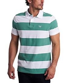 Harren Stripe Polo Shirt