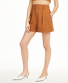 Pinstriped Shorts, Created for Macy's