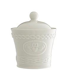 Claddagh Sugar Bowl