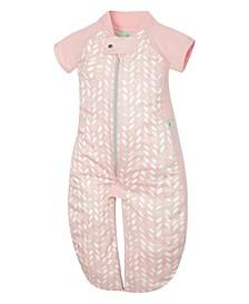 Baby Girls 1.0 Tog Sleep Suit Bag