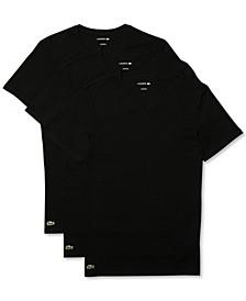 Men's Essential 3-Pk. Cotton V-Neck Undershirts