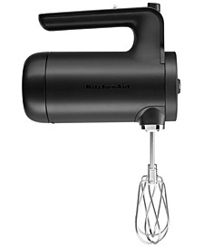 KHMB732 Cordless 7-Speed Hand Mixer