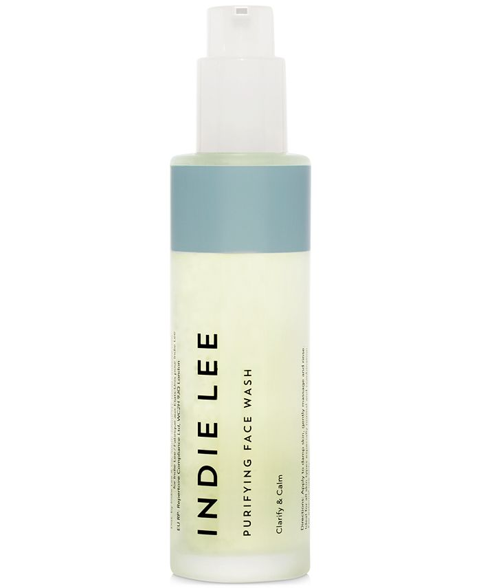 Indie Lee - Purifying Face Wash, 4.2-oz.