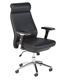Atria High Back Leather Executive Chair