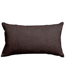 "Villa Decorative Soft Throw Pillow Small 20"" x 12"""