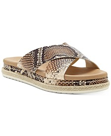 Women's Rickert Crossband Sandals