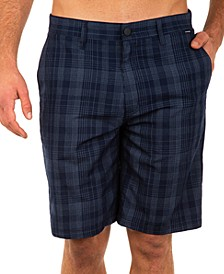 "Men's Granada 22"" Plaid Shorts"