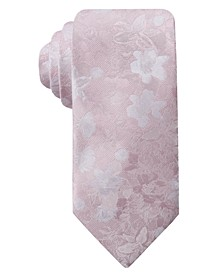 Men's Robin Tonal Floral-Print Necktie, Created for Macy's