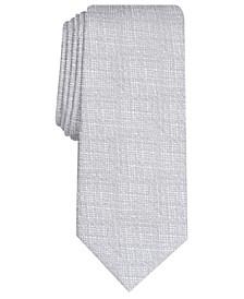 Men's Solid Slim Tie, Created for Macy's