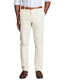 Men's Polo Stretch Chino Pants