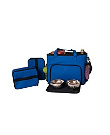 Model CL101B Dog Travel Bag with Food Carriers