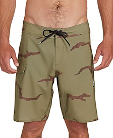 "Men's Lido Camo 20"" Board Shorts"