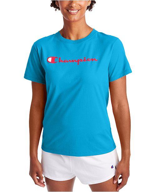 Champion Women's Classic Logo T-Shirt