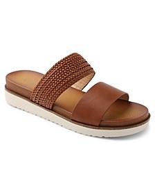 Delphia Flatform Sandals
