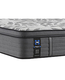 "Sealy Premium Posturepedic Satisfied II 14"" Plush Pillow Top Mattress- Twin"