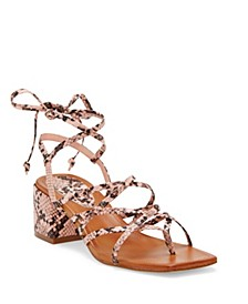 Ivelle Block Heel Sandals