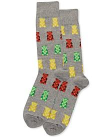 Men's Gummy Bears Crew Socks