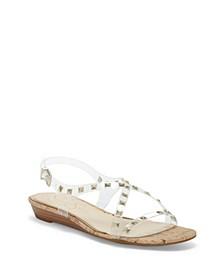 Trixtelle Flat Sandals