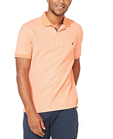 Men's Classic-Fit Performance Deck Polo Shirt