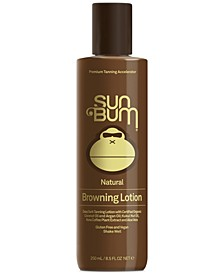 Natural Browning Lotion, 8.5-oz.