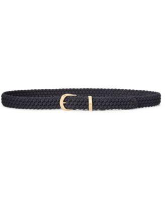 Elastic Stretch Woven Belt