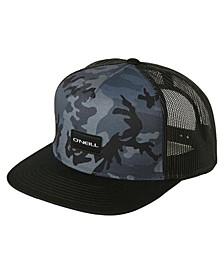 Men's Concealed Camo Trucker Hat