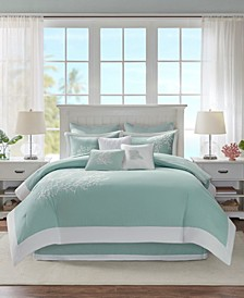 Coastline 4-Pc. California King Comforter Set