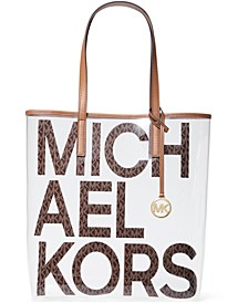 The Michael Bag Signature Logo Tote