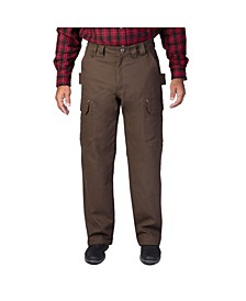 Men's Bonded Work Stretch Gusset Utility Cargo Pant