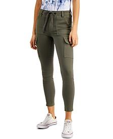 Juniors' Utility Skinny Jeans